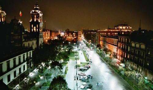 Hotels and motels in Mexico City